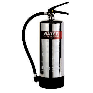 6lt Stainless Steel Water Extinguisher