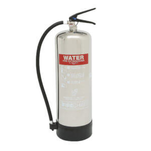 stainless steel water extinguisher