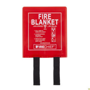 1.1M Rigid Case Fire Blanket