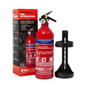 domestic fire extinguisher pack